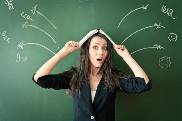stress insegnanti