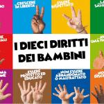 """20 NOVEMBRE """"GIORNATA MONDIALE DEI DIRITTI  DELL'INFANZIA""""."""
